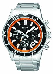 Pulsar Men's PT3035 Chronograph Watch