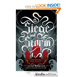 Siege and Storm (The Grisha Trilogy) Leigh Bardugo