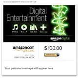 Amazon Gift Card - E-mail - Amazon Digital