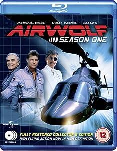 Airwolf - Complete Season 1 (3 Disc Box Set) [Blu-ray]