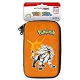 HORI Pokemon Sun & Moon Hard Pouch for New Nintendo 3DS XL