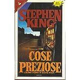 copertina libro Cose Preziose (Castle Rock) Di Stephen King I Ed Sperling  Kupfer 1992