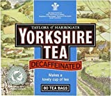 #1: Yorkshire Decaffeinated Tea Bags 80s 250g