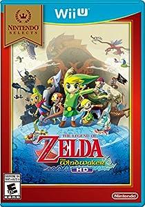 Nintendo Selects: The Legend of Zelda: The Wind Waker HD - Wii U by Nintendo