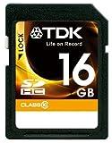 TDK SDHCカード 16GB Class10 (5年保証) T-SDHC16GB10-A