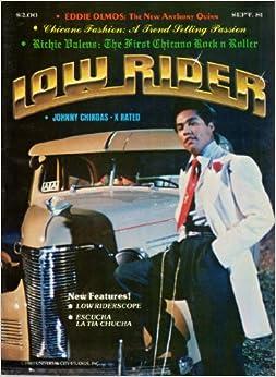 Lowrider Magazine Johnny Chingas September 1981 (Lowrider Magazine