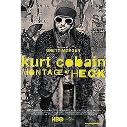Kurt Cobain: Montage of Heck [Blu-ray]