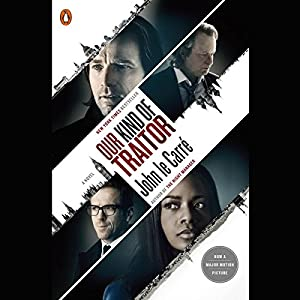 Our Kind of Traitor Audiobook