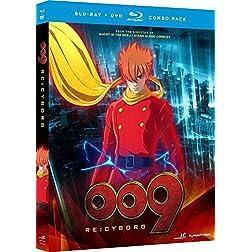 009 Re: Cyborg - Anime Movie [Blu-ray]