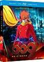 009 Re: Cyborg - Anime Movie (2pc) [Blu-Ray]