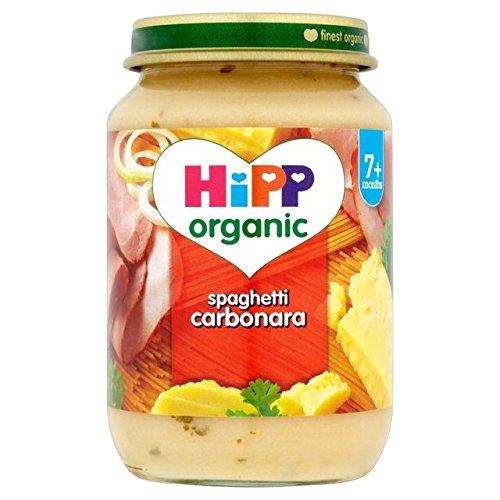 HiPP Organic Spaghetti Carbonara 190g