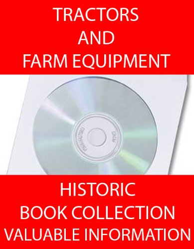 Tractors! 14 Books About Farm Tractors And Farming Equipment