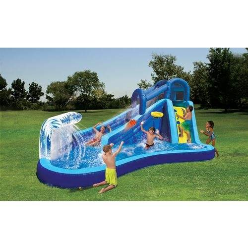 Banzai Surf N' Splash Inflatable Water Park