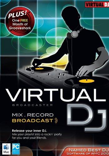 Virtual DJ Broadcaster (Software Virtual Dj compare prices)
