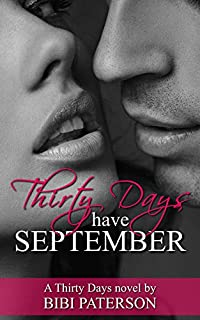 Thirty Days Have September by Bibi Paterson ebook deal