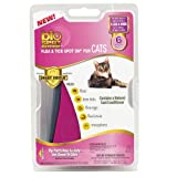 Bio Spot Defense Flea & Tick Spot On for Cats Over 5 Pounds, 6-Month Supply