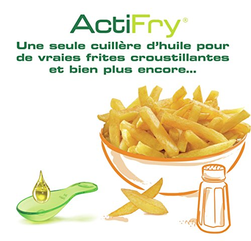 Seb fz710000 friteuse sans huile actifry original - Friteuse une cuillere d huile ...