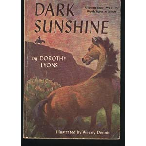 Dark Sunshine (Voyager Book)