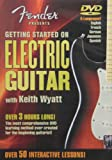 Fender Presents: Getting Started On Electric Guitar [2002] [DVD]