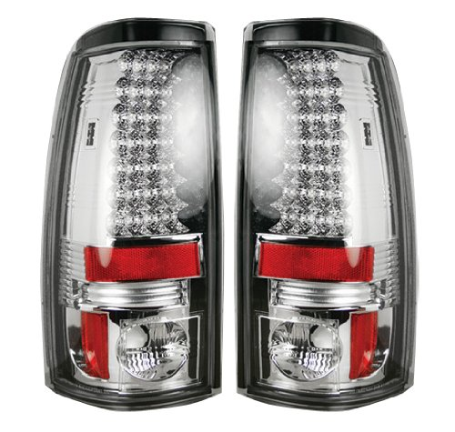 Recon 264173Cl Led Tail Lights
