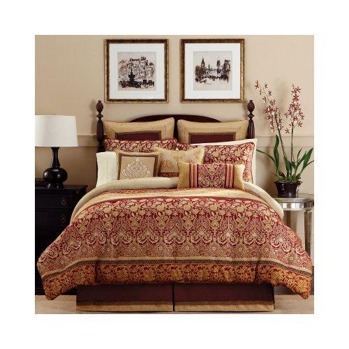Croscill Renaissance 4-piece Queen Comforter Set