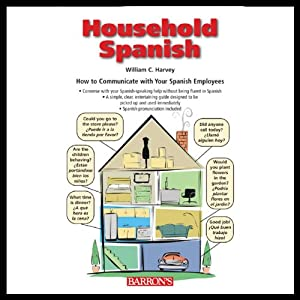 Household Spanish | [William C. Harvey]