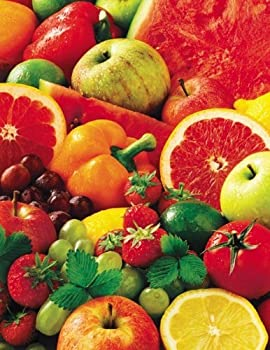 Colorful Fruit Jigsaw Puzzle