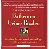 Bathroom Crime Puzzles ~ M. Diane Vogt