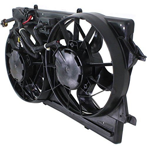 New Front Radiator Fan For Oldsmobile,Cadillac DeVille,Aurora