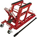 Strongway 1500-Lb Hydraulic Motorcycle Lift/Utility Vehicle Lift