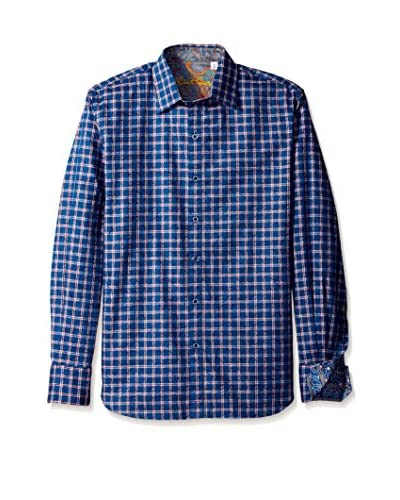Robert Graham Men's Waterford Long Sleeve Shirt