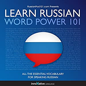 Learn Russian - Word Power 101 Audiobook