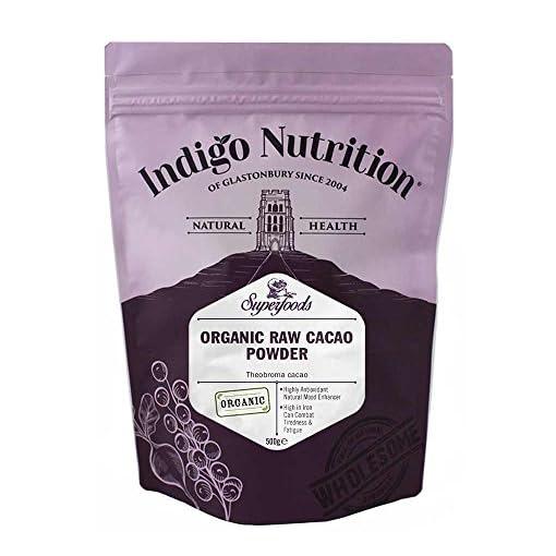 Cacao-Pulver-Kakaopulver-Rohkost-Bio-500g