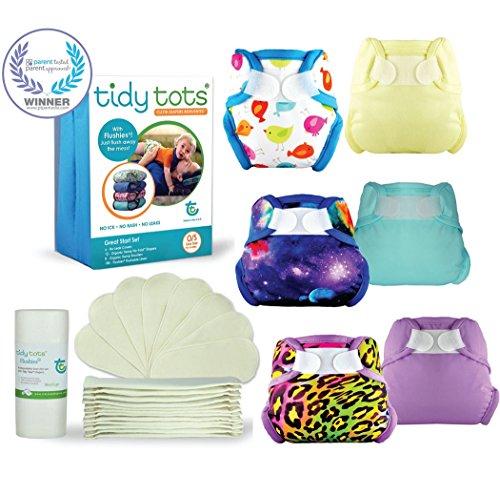 Tidy Tots Cloth Diaper Great Start Set OS TESC