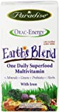 Paradise Herbs Orac Energy Multi One with Iron, 60 Count