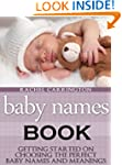 Baby Names Book: Getting Started on C...