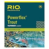 RIO Powerflex Trout Leader One Color, 7x/7.5ft