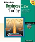 Business Law Today, The Essentials (0324120966) by Roger LeRoy Miller