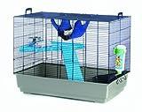 Cage à furets Bleu marine