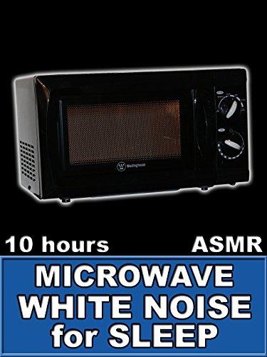 Microwave White Noise for Sleep 10 Hours ASMR