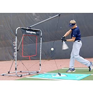 Swingaway MVP Baseball Training Hitting System by Swing-A-Way