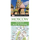 DK Eyewitness Pocket Map and Guide: Moscow