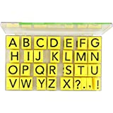 Educational Insights Jumbo Uppercase Alphabet Stamps