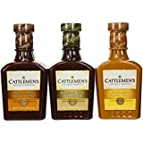 Bundle - 3 Items: Cattlemen's Carolina Gold, Mississippi Honey, and Kansas City Classic (1 Each)