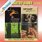 Four Classic Albums Plus (Jazz Harpist / Hip Harp / In a Minor Groove / Dorothy Ashby) [Remastered]