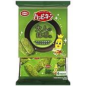 亀田製菓 ハッピーターン大人の抹茶味 78g×6袋
