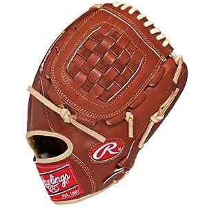 Buy Rawlings Pro Preferred 12-inch Infield Baseball Glove (PROS20BR) by Rawlings