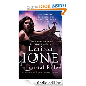 Immortal Rider: Lords of Deliverance series: Book 2