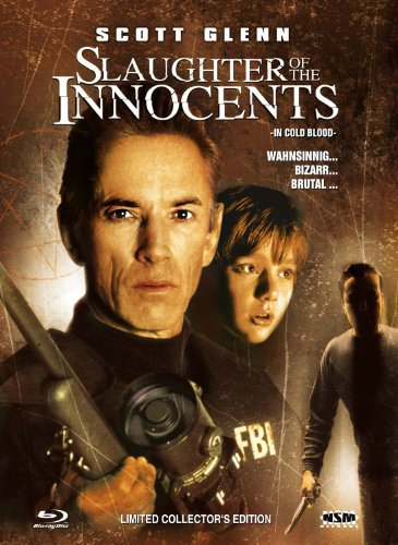 Slaughter of the Innocents - In Cold Blood - Uncut [Blu-ray + DVD] Mediabook limitiert auf 1000 Stück [Import allemand]