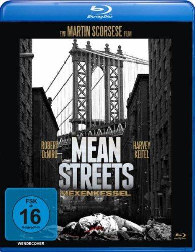Mean Streets - Hexenkessel [Blu-ray]